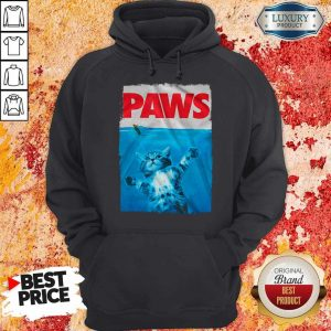 Awesome Cat Paws Hoodie