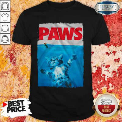 Awesome Cat Paws Shirt