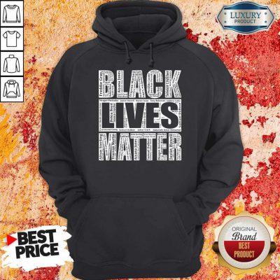 Official Black Lives Matter Juneteenth Newspaper Hoodie