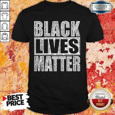 Official Black Lives Matter Juneteenth Newspaper Shirt
