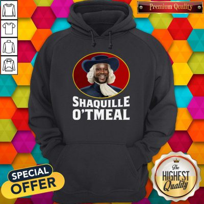 Official Shaquille O'tmeal Hoodie