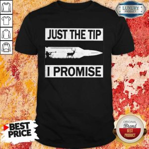 Perfect Just The Tip I Promise Shirt
