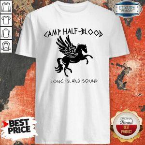 Premium Camp Half Blood Long Island Sound Shirt