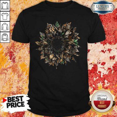 Premium Hunting Sunflower Shirt