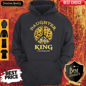 Pretty Daughter Of The King Corinthians Hoodie