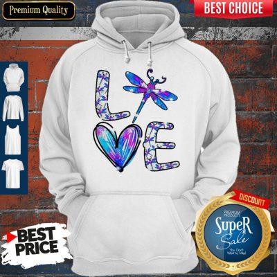 Pretty Love Butterfly Diamond Hoodie