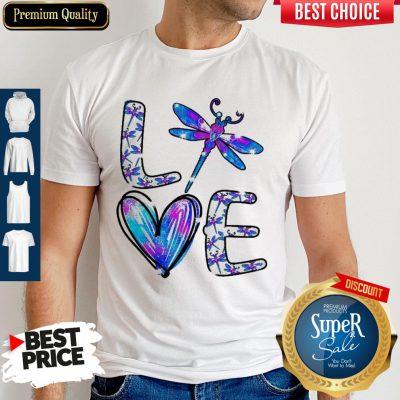 Pretty Love Butterfly Diamond Shirt