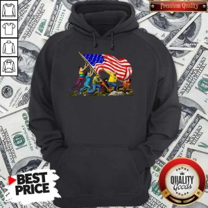 Awesome America The Melting Pot Hoodie