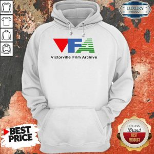 Awesome Victorville Film Archive Hoodie