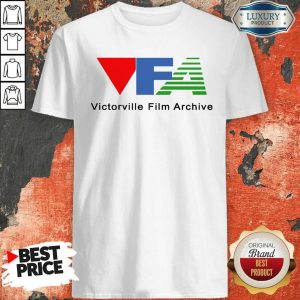 Awesome Victorville Film Archive Shirt