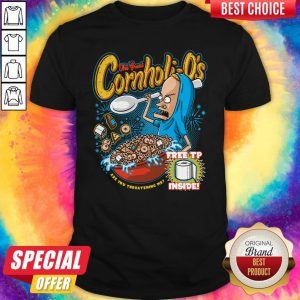 Funny The Great Cornholio Are You Threatening Me Shirt