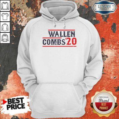 Nice Wallen Combs 2020 Hoodie