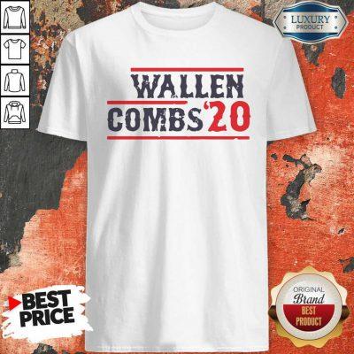 Nice Wallen Combs 2020 Shirt