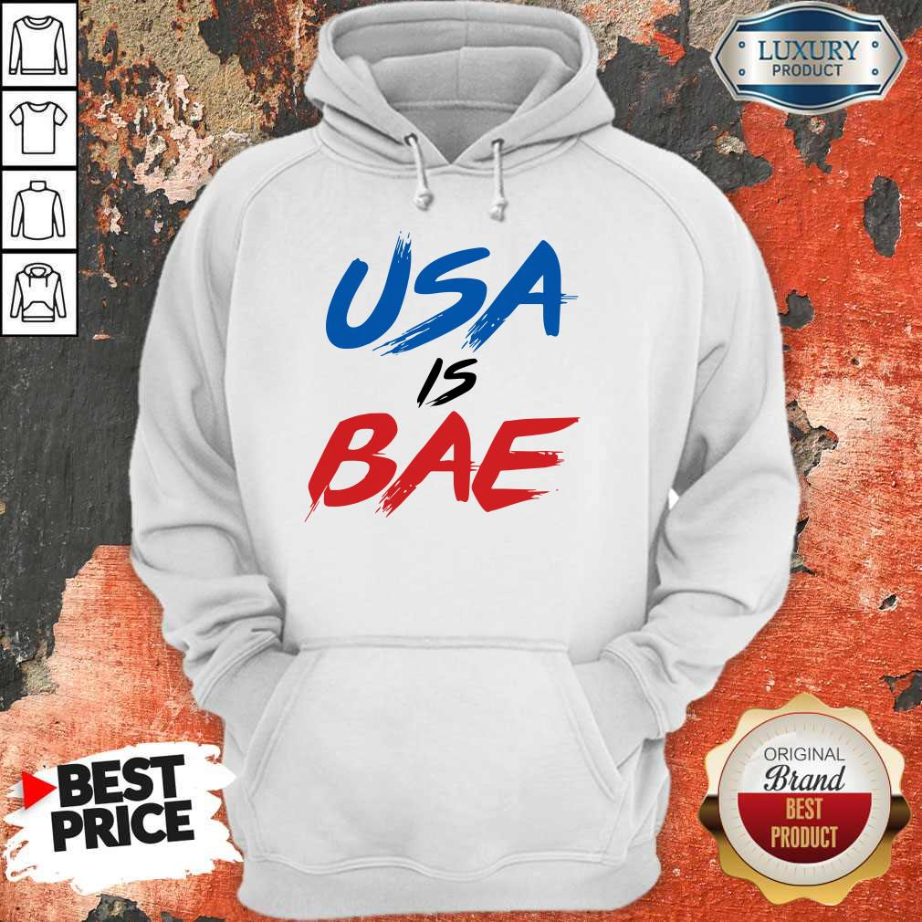 Official Usa Is Bea Blue Black Red Hoodie