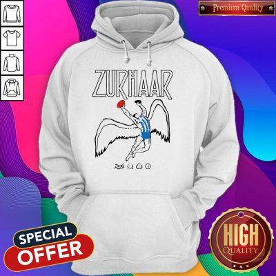 Premium Icaro Led Zeppelin Zurhaar Hoodie