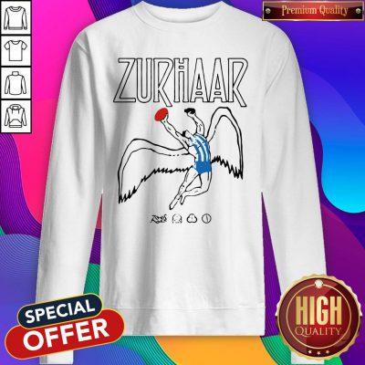 Premium Icaro Led Zeppelin Zurhaar Sweatshirt