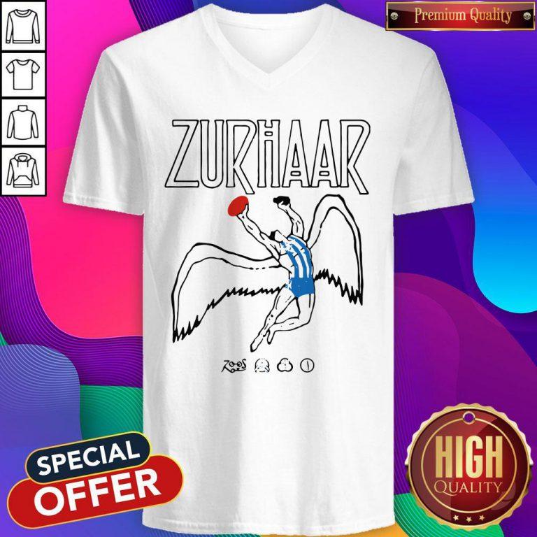 Premium Icaro Led Zeppelin Zurhaar V-neck