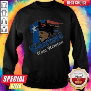 Pretty Cam Newton Patriots Sweatshirt