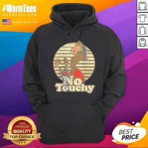 Good Disney Emperor's New Groove Kuzco Llama No Touchy 2020 Hoodie - Desisn By Warmtees.com