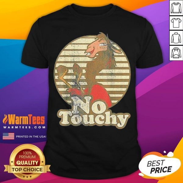 Good Disney Emperor's New Groove Kuzco Llama No Touchy 2020 Shirt - Desisn By Warmtees.com