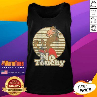 Good Disney Emperor's New Groove Kuzco Llama No Touchy 2020 Tank Top - Desisn By Warmtees.com