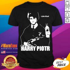 Happy Harry Piotr Cyka Blyat Shirt - Desisn By Warmtees.com