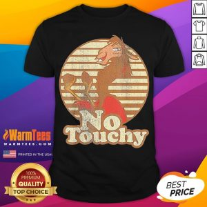 Hot Disney Emperor's New Groove Kuzco Llama No Touchy 2020 Shirt - Desisn By Warmtees.com
