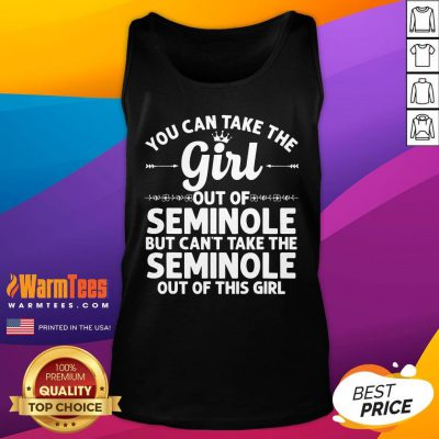 Hot Girl Out Of SEMINOLE FL FLORIDA Gift Funny Home Roots USA Tank Top - Desisn By Warmtees.com