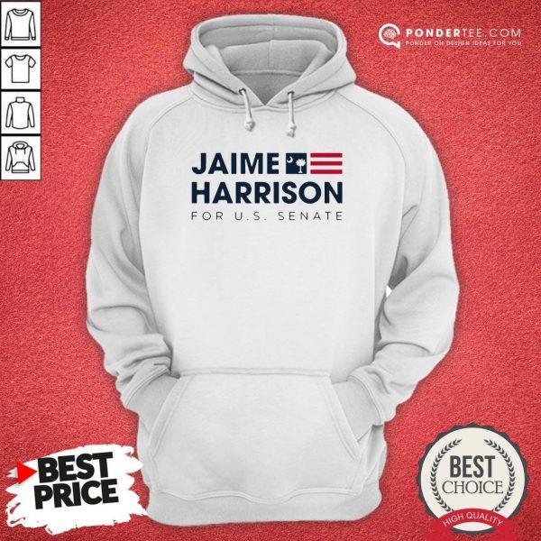 Jaime Harrison For Us Senate Classic Hoodie - Desisn By Warmtees.com