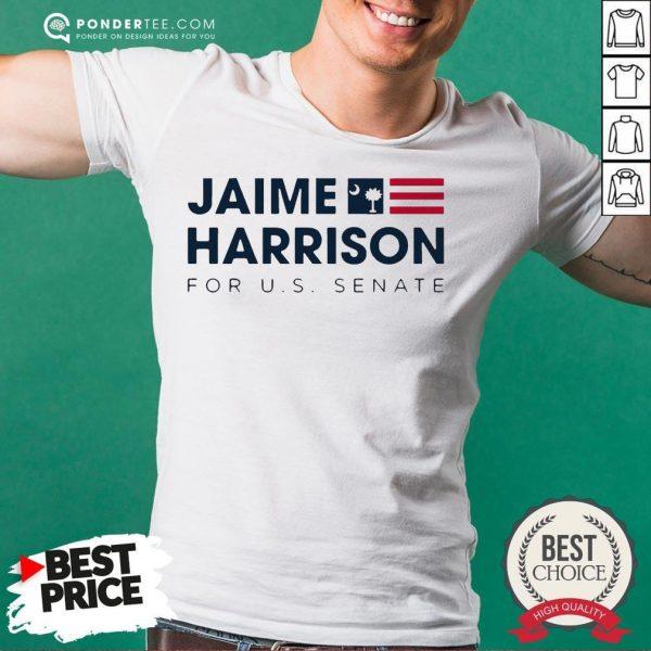Jaime Harrison For Us Senate Classic Shirt - Desisn By Warmtees.com