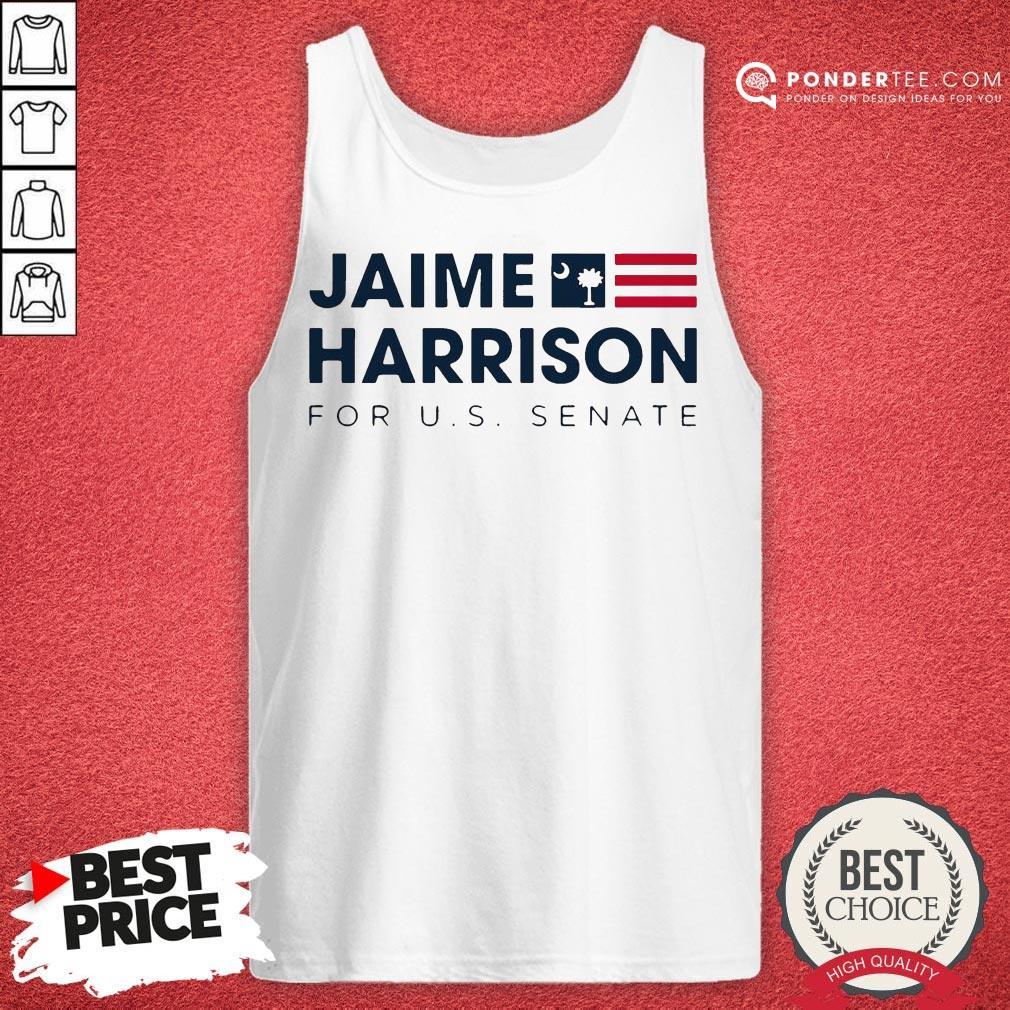 Jaime Harrison For Us Senate Classic Tank Top - Desisn By Warmtees.com