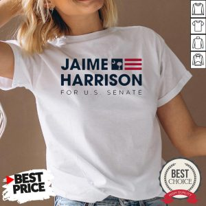 Jaime Harrison For Us Senate Classic V-neck - Desisn By Warmtees.com