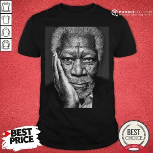 Morgan Freeman Photographed Shirt - Desisn By Warmtees.com