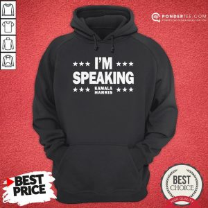 Mr Vice President I'm Speaking Hoodie - Desisn By Warmtees.com