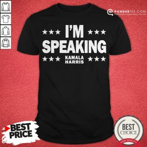Mr Vice President I'm Speaking Shirt - Desisn By Warmtees.com