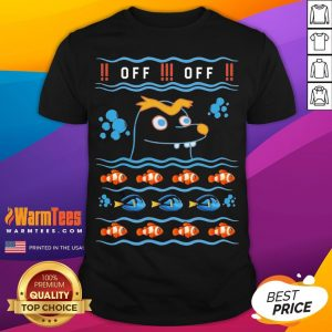 Official Gerald Off Off Christmas 2020 Shirt- Desisn By Warmtees.com