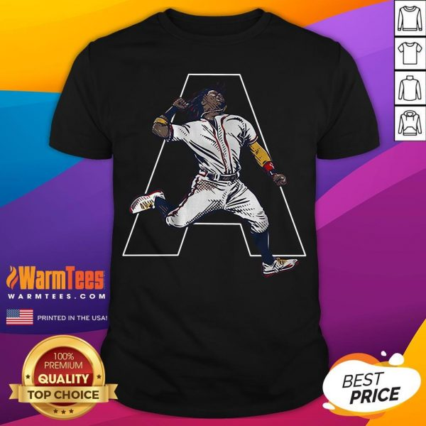 Official Jump Acuna Shirt - Desisn By Warmtees.com