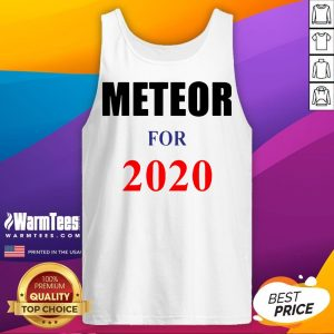 Original Meteor for 2020 Official Tank Top - Desisn By Warmtees.com
