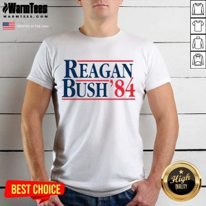 Original Reagan Bush 84 Shirt - Desisn By Warmtees.com