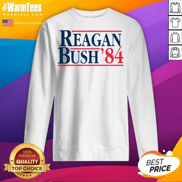 Original Reagan Bush 84 Sweatshirt - Desisn By Warmtees.com