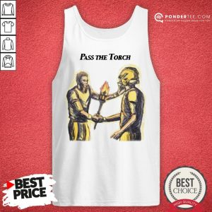 Pass The Torch 2020 Tank Top - Desisn By Warmtees.com