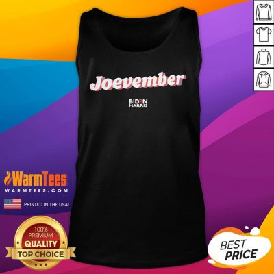 Premium Joevember Biden Harris For Tank Top - Desisn By Warmtees.com