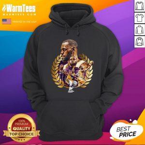 Pretty Lebron James MVP 2020 Los Angeles Laker Hoodie - Desisn By Warmtees.com