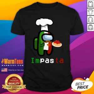 Top Impasta Italian Us Impostor Essential Funny 2020 Shirt - Design By Warmtees.com