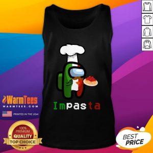 Top Impasta Italian Us Impostor Essential Funny 2020 Tank Top - Design By Warmtees.com