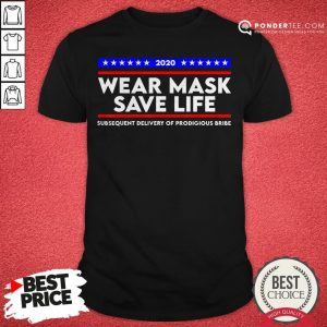 Wear Masak Save Life Funny Movie Election Shirt- Desisn By Warmtees.com