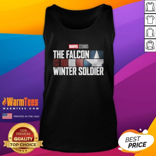 Attractive The Falcon Winter Soldier Tank Top - Design By Thelasttees.com