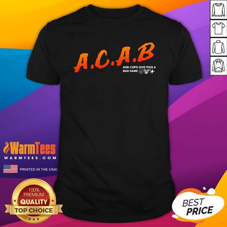 Funny Denzel Canvas Merch Store ACAB Dare Shirt - Design By Warmtees.com