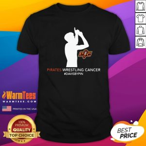 Happy Pirates Wrestling Cancer Dababy Pin Shirt - Design By Warmtees.com