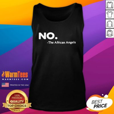 Official No The African Angels Tank Top